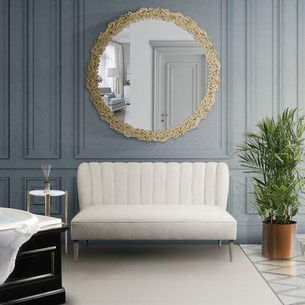 Small sofas - DALYAN 2 Seat Sofa - BRABBU DESIGN FORCES