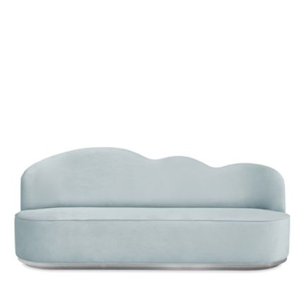 sofas - Cloud Sofa Blue - CIRCU