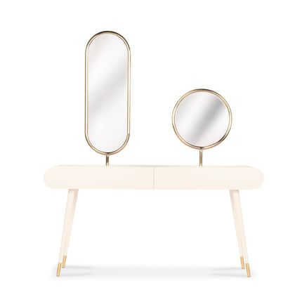 Tables - MARSHMALLOW DRESSING TABLE - ROYAL STRANGER