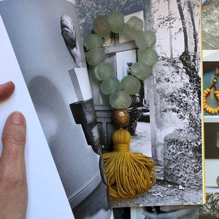 Decorative objects - Beaded Sculpture in Glass - STUDIO JULIA ATLAS