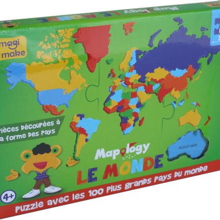 Jeux - Puzzles educatives - CRAENEN