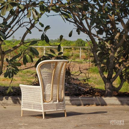 Design objects - CHIN-TA Armchair - YOTHAKA INT L CO., LTD.