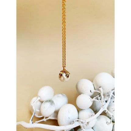 Jewelry - Collier UNE PERLE - J'AI EPOUSE UNE PERLE