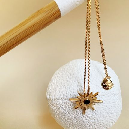 Jewelry - Collier SOLEIL - J'AI EPOUSE UNE PERLE