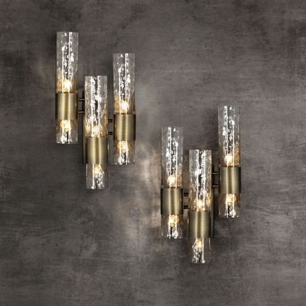 Wall lamps - OMBAK Wall Light - BRABBU DESIGN FORCES