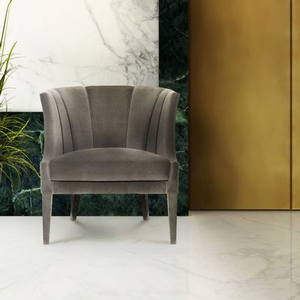 Armchairs - BEGONIA Armchair - BRABBU DESIGN FORCES