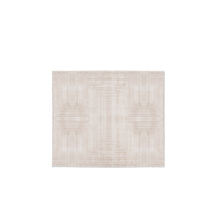 Tapis - White Garden Rug - COVET HOUSE