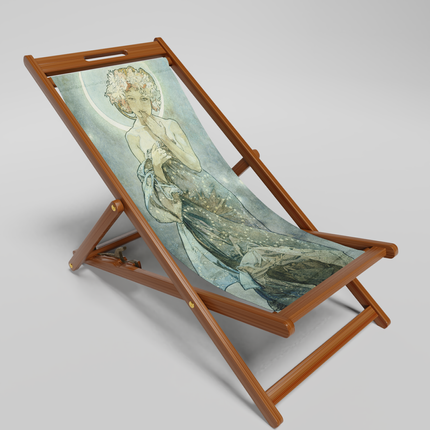 Transats - DECKCHAIR / BEACH CHAIR  - CALAIG ART & DESIGN