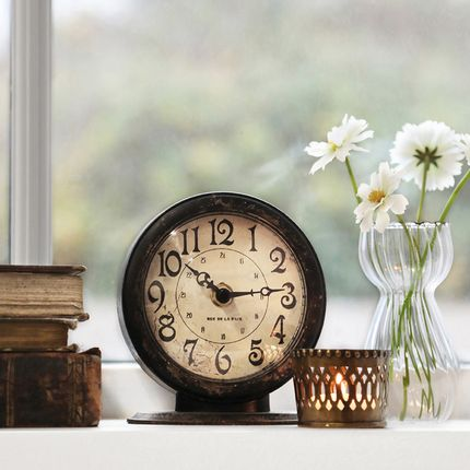 Wall decoration - Vintage Clocks - CHIC ANTIQUE DENMARK