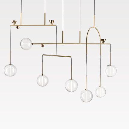 Pendant lamps - Dewdrops - GIOPATO & COOMBES