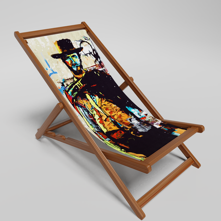 Deck chairs - Deckchair  - CALAIG ART & DESIGN