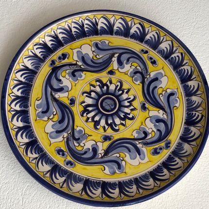 Céramique - Assiette en céramique - MNEMOS