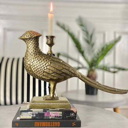 Decorative objects - CANDLE HOLDERS - VANILLAFLY
