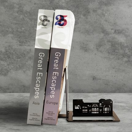 Design objects - Bookends - YOOK, BY RAMZI ABOUFADEL