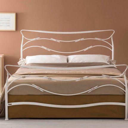 Lits - Handmade iron bed bohemian style - Model Penelope - VOLCANO - HANDMADE IRON BEDS