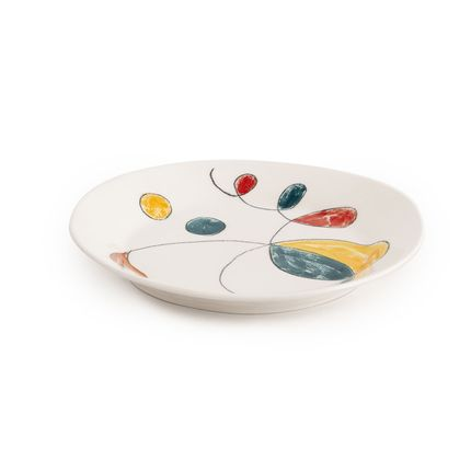 Everyday plates - Abstract - FLAMANT DESIGN