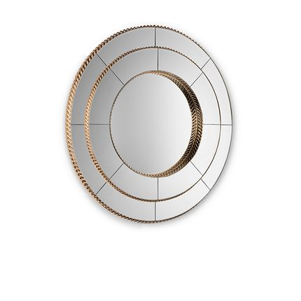 Miroirs - CROWN XL MIROIR - LUXXU