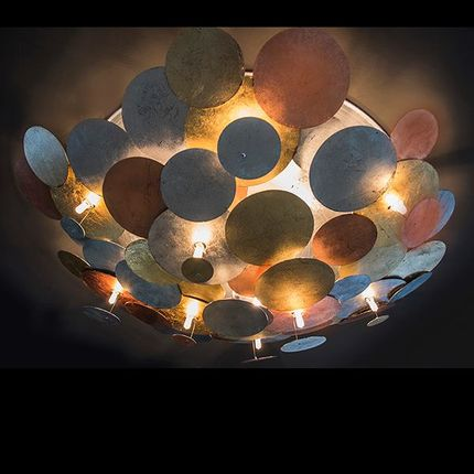 Ceiling lights - Limpets 9 - F+M FOS