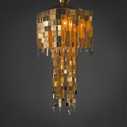 Ceiling lights - Byzantine Squared  - F+M FOS