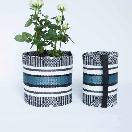 Decorative objects - MULTI-USE OBJECT ENHANCER IN RECYCLED MATERIALS - ALMADIE