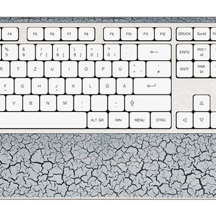 Design objects - SG2 Keyboard - Terra Nova - GEBR. HENTSCHEL GBR
