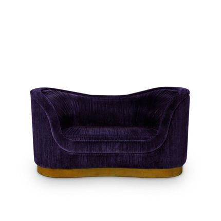 sofas - Dakota Single Sofa  - COVET HOUSE
