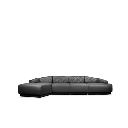 sofas - Anguis Sofa  - COVET HOUSE