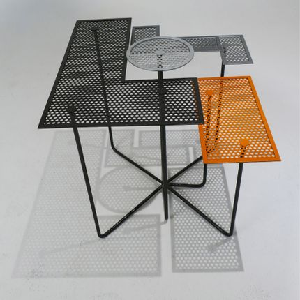 Tables - TABLE SCULPTURE S1 - ATELIER GALERIE L.O.B./ AG LOB