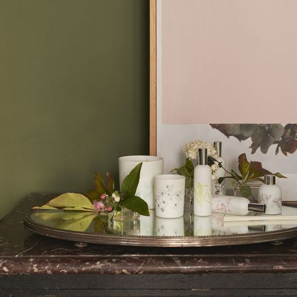 Candles - CANDLES AND AMBIENT FRAGRANCES - YVES DELORME