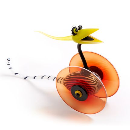 Art glass - BEEP - FERNANDO AGOSTINHO