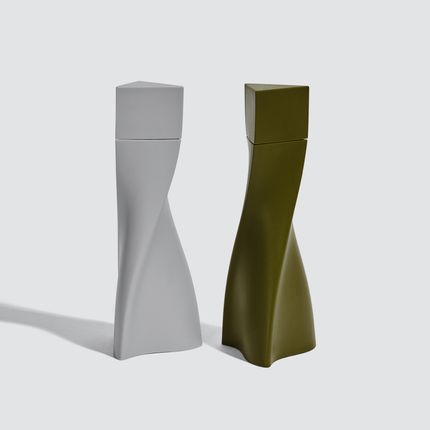 Design objects - Duo - Salt & Pepper Grinder - ZAHA HADID DESIGN