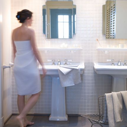 Bath linens - Lula - LE JACQUARD FRANCAIS