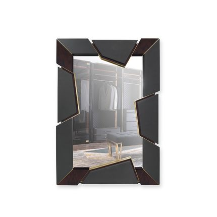 Chambres d'hotels - Athos Mirror  - COVET HOUSE