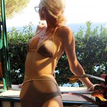 Ready-to-wear - Bicolor Palombaggia Bikini  - BLEU DE VOUS
