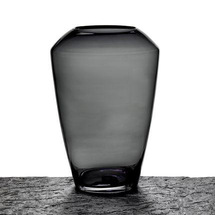 Vases - AF429 black vase - MAISON PÉDERREY