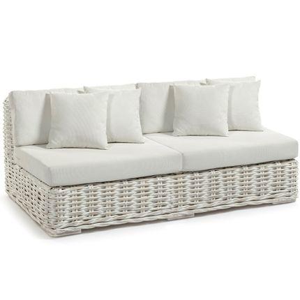 Canapés - AF418 3-seat sofa - MAISON PÉDERREY