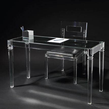 Sécretaires - Traditional writing desk or dressing table - LASER EDGE DESIGNS