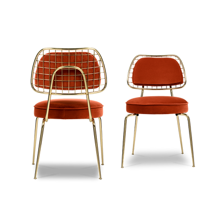 Chaises - Marie | Chaise  - ESSENTIAL HOME