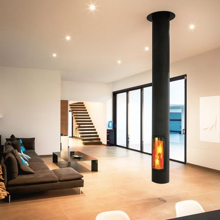 Fireplaces - Slimfocus - FOCUS CHEMINÉES CONTEMPORAINES
