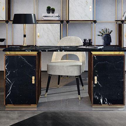 Desks - Lasdun | Writing Desk - ESSENTIAL HOME
