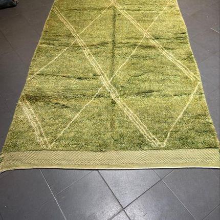 Tapis Berbere Classic Bibi Art Carpet Wool Mom