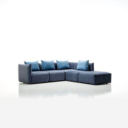 canapés - BUDDY Sofa - PRANE DESIGN