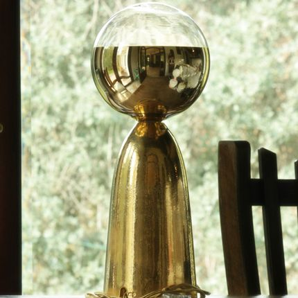 Floor lamps - Lampe Qaleb Soukar - MOUNIA RADOUANE ATELIER