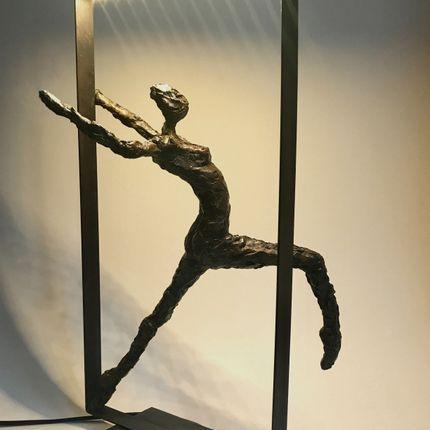 Sculpture - Echappée - CATHERINE DE KERHOR