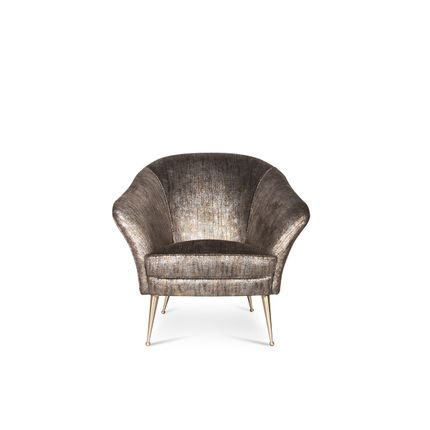 Armchairs - Chiclet Armchair  - COVET HOUSE
