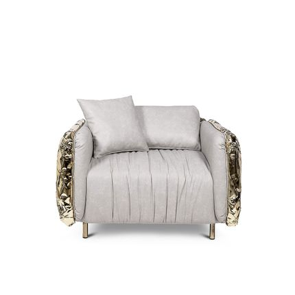 Fauteuils - Imperfectio Armchair  - COVET HOUSE
