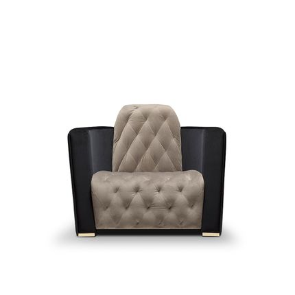 Armchairs - Navis Armchair  - COVET HOUSE