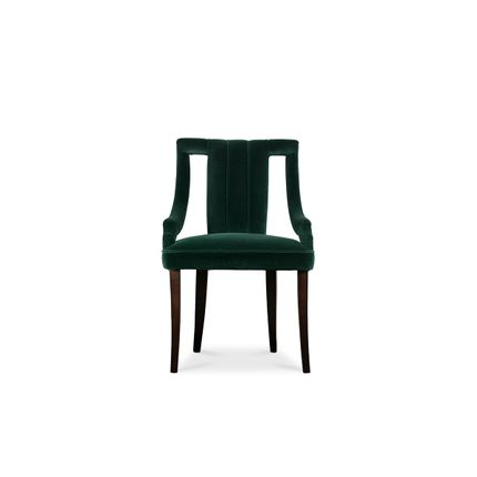Armchairs - Cayo Dining Chair  - COVET HOUSE