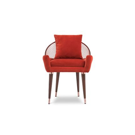 Armchairs - Garbo Dining Chair  - COVET HOUSE