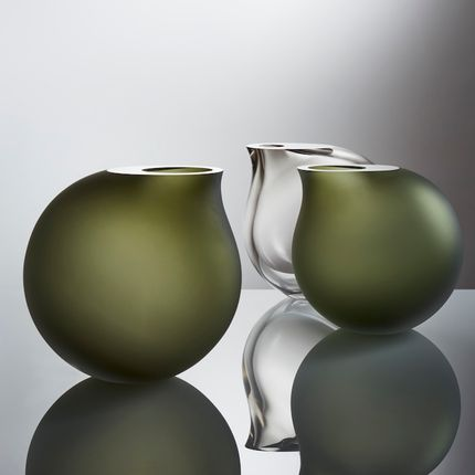 Art glass - VAZA - ANNA TORFS